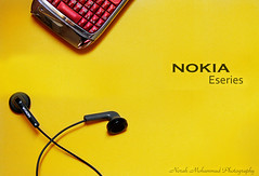 NOKIA E71 (     ) Tags: red advertising photography nokia norah mohammad   eseries e71