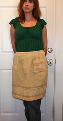 Chicken Scratch Apron Giveaway (Hot Butter!) Tags: apron giveaway chickenscratch
