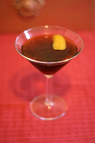 The Star Cocktail