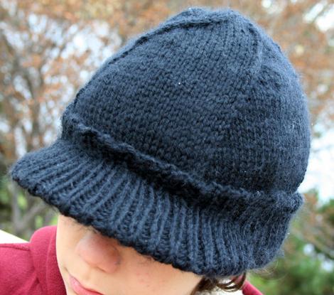 half-pipe hat..