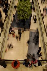 still/shoot/move (c-h-l (chapter closed, goodbye!)) Tags: shopping germany deutschland essen fast shoppingmall bewegung nrw buybuybuy ruhrgebiet inmotion ruhrarea einkaufszentrum consum consumersociety fastforward konsumterror lpe limbeckerplatz 18105mm nikond90 kaufenkaufenkaufen schneneuewelt buyordie schnellschnellschnell consumersdream consumersnightmare
