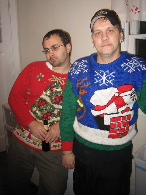 Ugly Sweater Party 2008