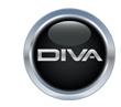 Diva limo emblem