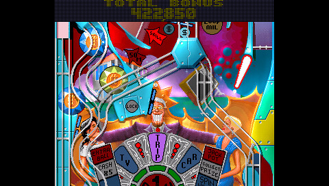 minis - Pinball Fantasies - screen