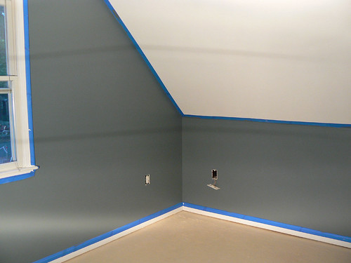 Office Walls and Floor