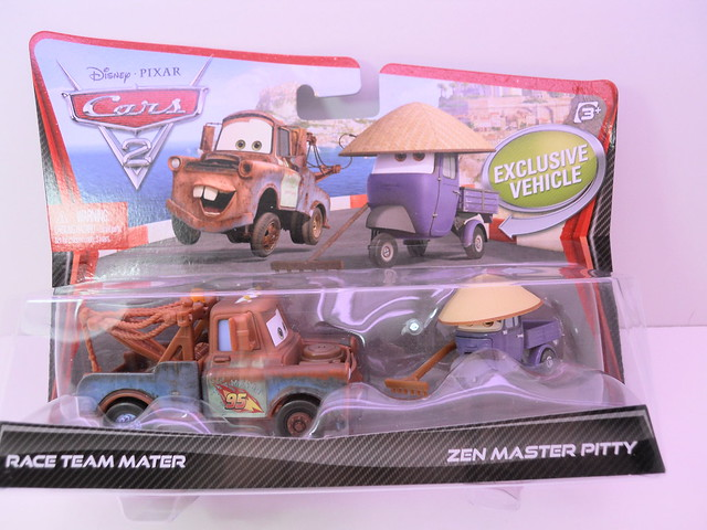 disney cars 2 movie doubles race team mater master zen pitty (1)