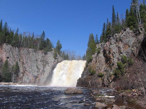 High Falls - Baptism River