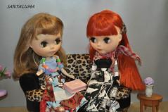 Aisha quer um chocolate,diz Iani!!