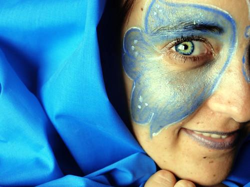 Magic Paint Face
