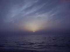 Sun set at Ajman Beach, U A E (mamasain) Tags: sunset sunrise flickr ngc uae abudhabi awards
