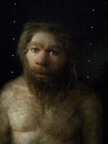 La mirada del Neandertal by JoseAngelGarciaLanda