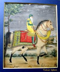 Maharaja Ranjit Singh On His Horse (Tahir Iqbal (Over 44,95,000 Visits, Thank You)) Tags: pakistan 1984 sikh gurdwara punjab kirtan gurudwara sikhism singh khalsa sardar gurus sangat sikhi nankanasahib bhagatsingh sikhhistory partition1984