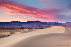 The Other Side, Mesquite Dunes, DV National Park (Jared Ropelato) Tags: california park longexposure trip travel wild vacation sky lake tree nature beautiful leaves clouds creek canon landscape lights leaf site nationalpark spring rocks crash outdoor dunes dune tripod scenic joshuatree illumination laketahoe visit scene hike cliffs sierra adventure boulders trail filter mesquite deathvalley wilderness sierras shrubs rugged illuminate manfrotto 2010 lansdscape crick giotto easternsierras cablerelease 2011 1635mm waterrocks mesquitedunes singhray greenlush 5dmarkii 5dmkii jaredropelato ropelatophotography