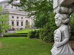 The Breakers: From the Kids' Zone (AntyDiluvian) Tags: ri home statue architecture children child rich cottage newengland palace vanderbilt rhodeisland newport mansion wealthy playhouse grounds wealth thebreakers palatial summerplace ageofexcess