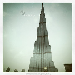 tower khalifa Panorama (badr15) Tags: panorama tower khalifa anawesomeshot