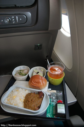 CX 503 - Chicken Curry with Rice