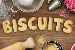BISCUITS (Leo Reynolds) Tags: cookie biscuit wrting 0sec hpexif webthing photofunia xleol30x cookiewriting xxx2014xxx