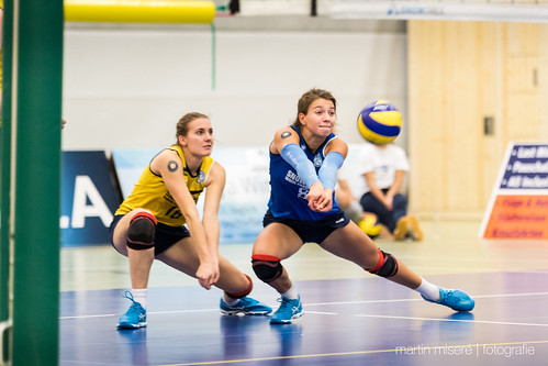 "3. Heimspiel vs. Volleyball-Team Hamburg • <a style=""font-size:0.8em;"" href=""http://www.flickr.com/photos/88608964@N07/32003259473/"" target=""_blank"">View on Flickr</a>"