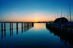 Bosham Blues (Langstone Joe) Tags: bosham harbour sunset quay firecrest16stopndfilter longexposure westsussex