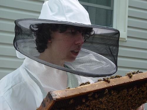 Beekeeper Katie