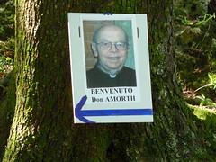 Incontro con Padre Amorth: 17/05/09
