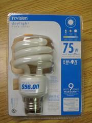 CFL packaging