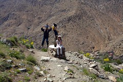 Ourika valley (perfil) Tags: africa morocco valley maroc atlas maghreb marrakesh fatma ourika magrib maghrib setti