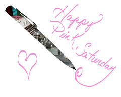 letter-happy-pink-saturday-pen