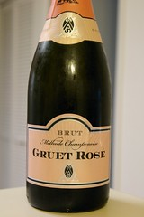 Gruet Rosé Méthode Champenoise Brut