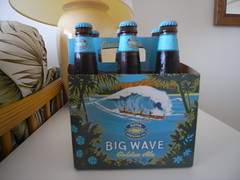 Big Wave Beer for Risa