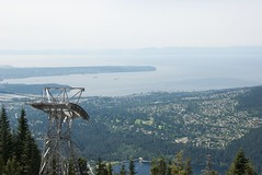 Altitudes Bistro, Grouse Mountain, North Vancouver, BC