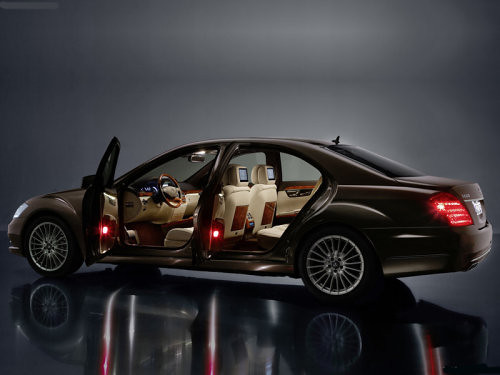 Mercedes Benz S550 Wallpaper. Mercedes-Benz is also making