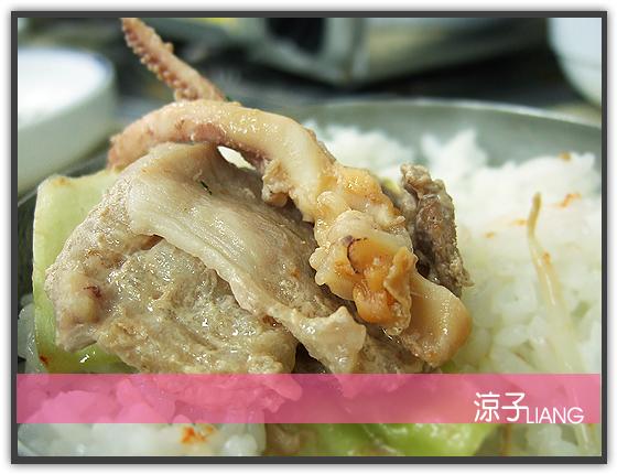 韓國 烤魷魚 五花肉 二吃風味餐10