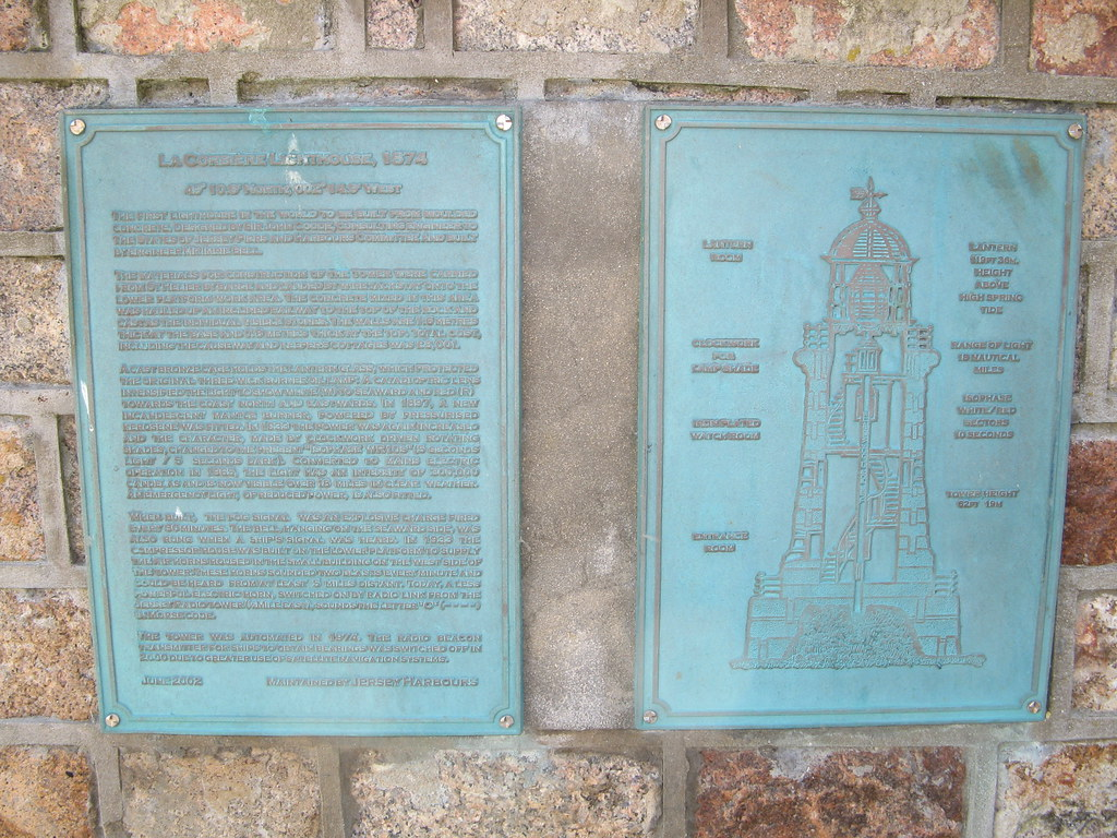Corbičre Lighthouse