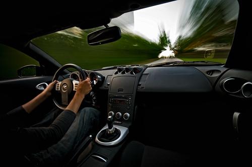 ... 2008 Nissan 350Z Interior | By Osvaldo J Santiago / Www.ojsdesign.com