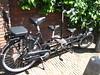 bici con 4 sellini