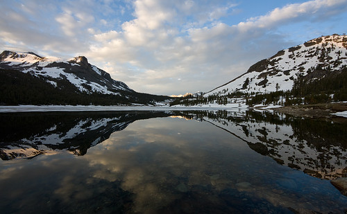 Photo of the Day: Contemplation upon the Reflection of Tioga Lake by Alan Grinberg