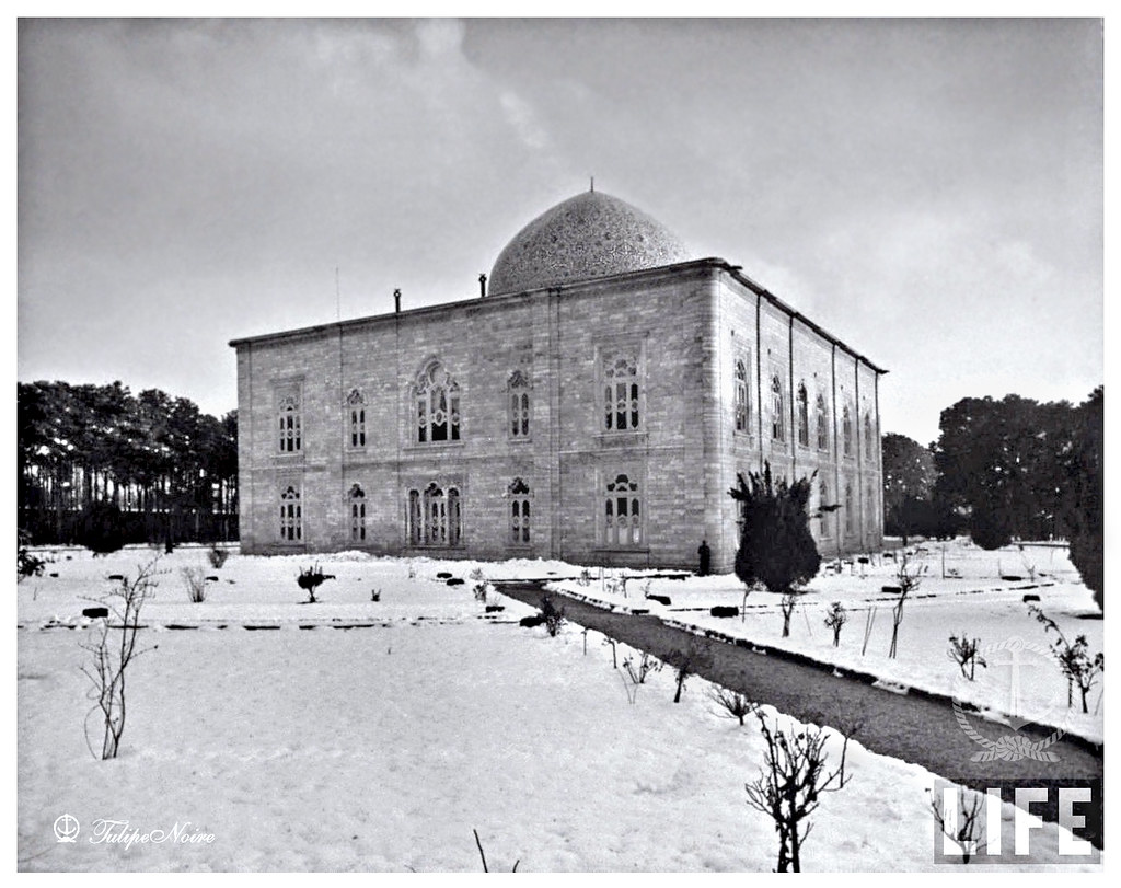 The gallery for --> Shams Pahlavi Palace