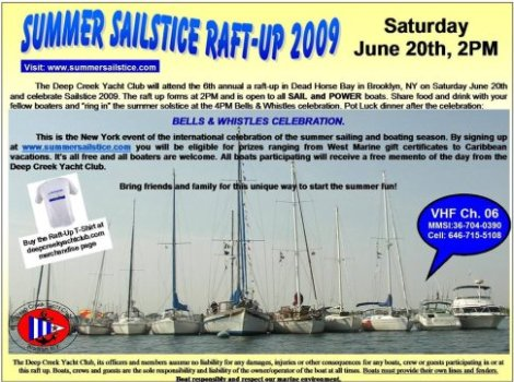 summer sailstice 2009 2