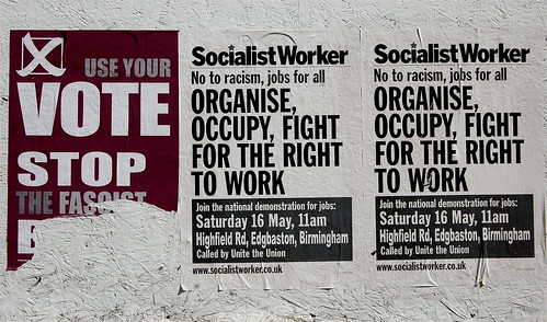 Stop the Fascist BNP