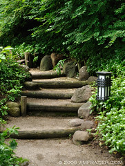 Steps (Jim Frazier) Tags: park plants green nature beautiful beauty june gardens museum garden botanical japanese japanesegarden illinois flora quiet peaceful calm class il anderson serenity pensive botanic serene elegant botanicgarden preserve botanicalgarden 2009 q3 rockford publicgarden classy torights andersonjapanesegardens contempletive tostategroup tosets ld2009 ldjune 090613d 20090613andersongardens
