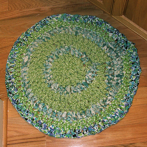 How to Make Country Braided Rugs - Essortment Articles: Free