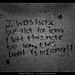 """""""I was here, but not for long. I left this note to say, this wall is wrong!!!"""" • <a style=""""font-size:0.8em;"""" href=""""http://www.flickr.com/photos/49707099@N00/3638079641/"""" target=""""_blank"""">View on Flickr</a>"""