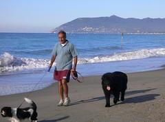 Friends (Porto Badino) (Luigi Strano) Tags: italien italy portraits travels holidays europa europe italia trips latina ritratti italie vacanze lazio terracina latium   portobadino