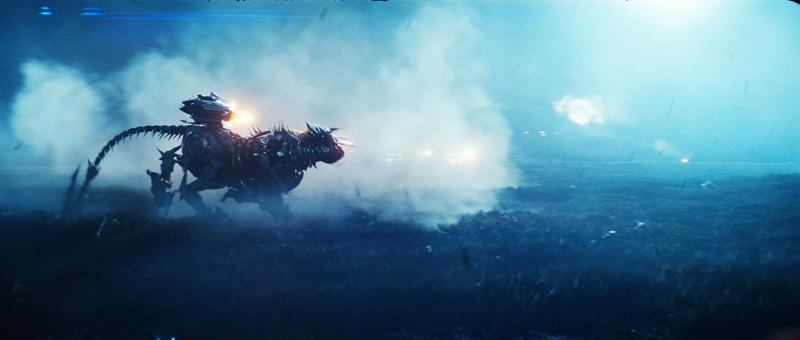 Ravage Destructor en niebla