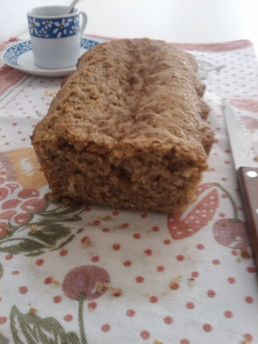 Cake mandorle e cannella