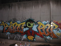King Of Pop (@ll_by_myself) Tags: graffiti michael king pop jackson lone tribute hayward ase maska