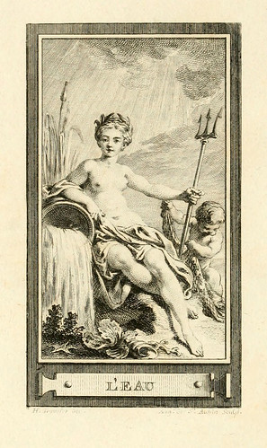 011-El agua-Iconologie par figures-Gravelot 1791