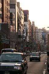 As the sun goes down (Dani Simmonds) Tags: japan tokyo settingsun