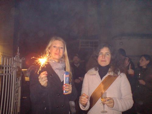2 Grazien - Silvester 2008